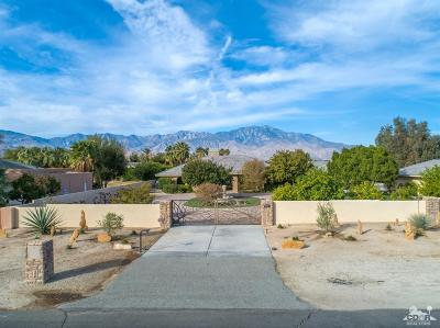 Rancho Mirage Single Family Home For Sale: 34777 Via Josefina