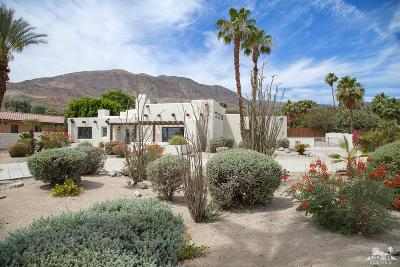 Rancho Mirage Single Family Home For Sale: 71825 Sahara Road