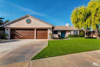 La Quinta CA Single Family Home For Sale: $389,000