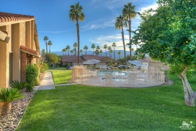 Palm Desert Condo/Townhouse For Sale: 60 Maximo Way