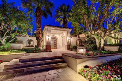 Single Family Home For Sale: 52470 Del Gato Drive