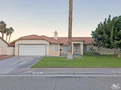 Cathedral City Single Family Home Contingent: 30638 Kenwood Drive