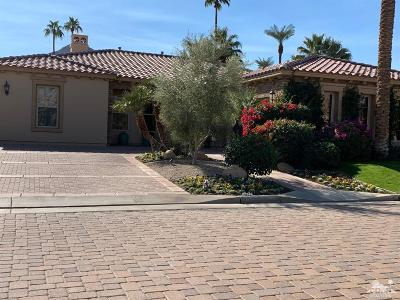 Indian Wells Single Family Home For Sale: 76227 Via Montelena South