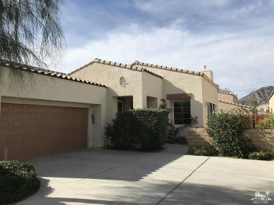 La Quinta Single Family Home For Sale: 79265 Sign Of Spring