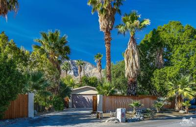 Palm Springs CA Single Family Home For Sale: $439,000