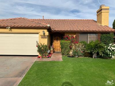 Indio Single Family Home For Sale: 80806 White Water Way