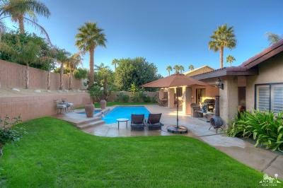 Cathedral City Single Family Home Contingent: 68745 Panorama Rd Road