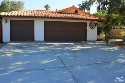 La Quinta CA Single Family Home For Sale: $389,000