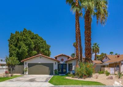 Palm Desert CA Single Family Home For Sale: $395,000