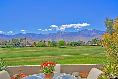 Rancho Mirage Condo/Townhouse Contingent: 34989 Mission Hills Drive