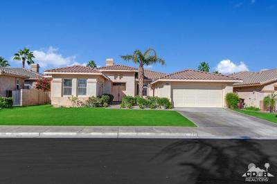 Palm Desert Single Family Home Sold: 77710 Marlowe Court