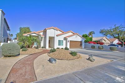 Cathedral City Single Family Home Contingent: 68180 Marina Road