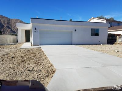 Palm Springs Single Family Home For Sale: 22177 Purple Sage Drive