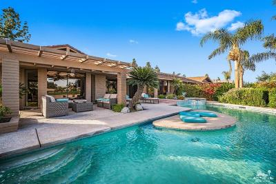 Rancho Mirage Single Family Home Contingent: 91 Mayfair Drive