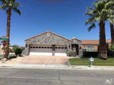 Palm Springs Single Family Home For Sale: 3672 Torito Circle