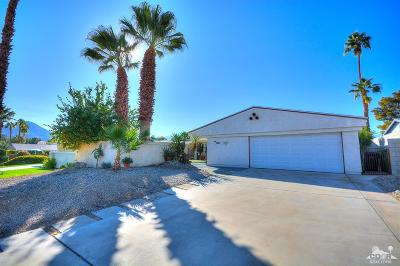 Palm Desert CA Single Family Home For Sale: $335,000