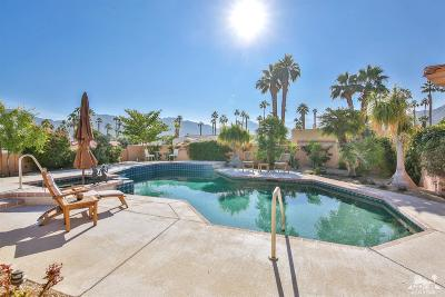 Ironwood Country Clu Single Family Home For Sale: 73674 Agave Lane