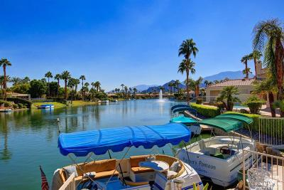 La Quinta CA Single Family Home For Sale: $899,900