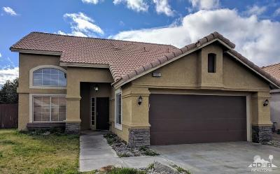 Indio Single Family Home For Sale: 80881 Boulder Drive