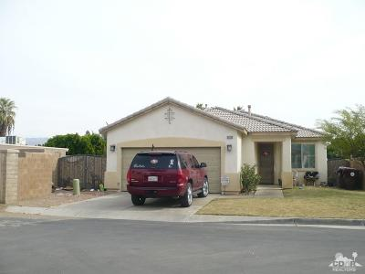 Indio Single Family Home For Sale: 81250 Avenida Garcia