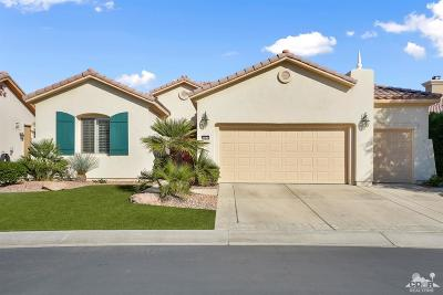 Sun City Shadow Hills Single Family Home Contingent: 80636 Camino Los Campos