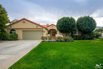La Quinta Single Family Home For Sale: 78625 Avenida Ultimo