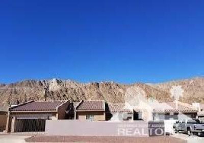 La Quinta Multi Family Home Contingent: 52105 Avenida Carranza