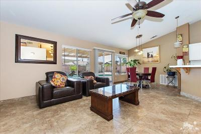 Palm Desert Single Family Home Contingent: 37650 Emerson Drive