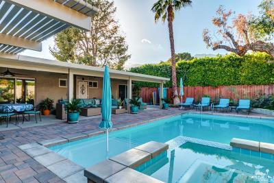 Palm Springs Single Family Home For Sale: 1590 East Paseo El Mirador