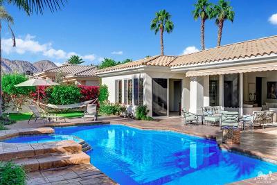 La Quinta Single Family Home For Sale: 79185 Fox Run