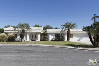 Palm Springs Single Family Home For Sale: 1050 East Deepak Road