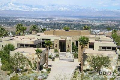 Rancho Mirage Single Family Home For Sale: 62 Hillcrest Drive