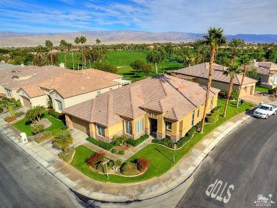 Indio Single Family Home For Sale: 44090 Royal Troon Drive