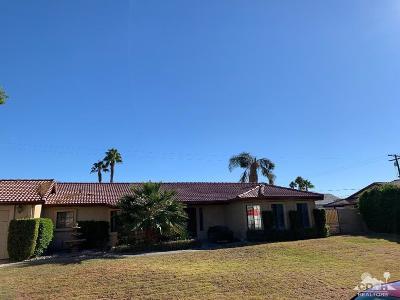 Bermuda Dunes Single Family Home For Sale: 42790 Maypen Road