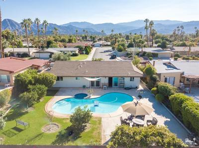 Palm Desert Single Family Home Contingent: 74410 Buttonwood Drive