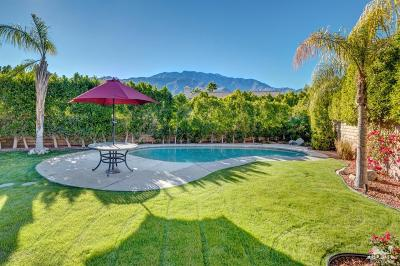 Palm Springs Single Family Home For Sale: 1566 Lorena Way
