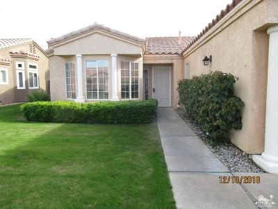 Palm Desert Single Family Home For Sale: 40936 Schafer Place