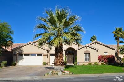 Indian Springs Single Family Home Contingent: 80258 Golden Horseshoe Drive