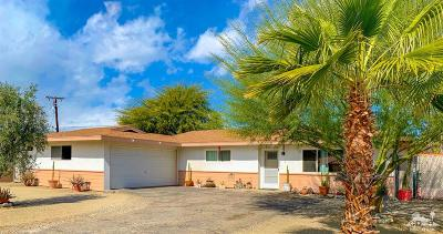 Palm Springs Single Family Home For Sale: 4030 East Sunny Dunes Road