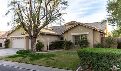 Indio Single Family Home For Sale: 80677 Freedom Avenue