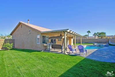 Indio Single Family Home For Sale: 83377 Doak Street