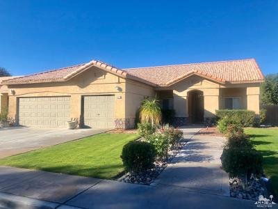 Cathedral City Single Family Home For Sale: 30077 San Eljay Avenue