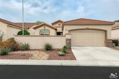 Indio Single Family Home Contingent: 44113 Royal Troon Drive