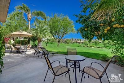 Palm Desert Single Family Home Contingent: 740 Snow Creek Canyon