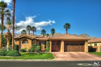 La Quinta Single Family Home For Sale: 50655 Calle Paloma