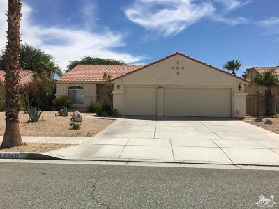 Cathedral City Single Family Home For Sale: 68431 Santiago Road