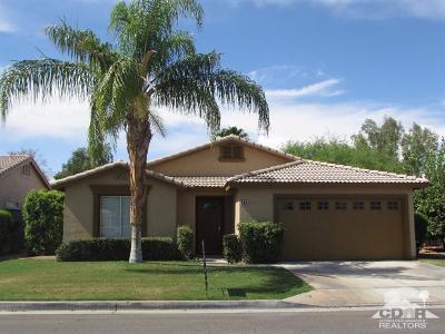 Indio Single Family Home For Sale: 82600 Delano Drive