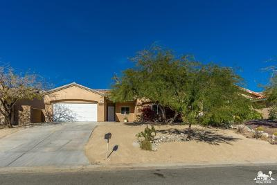 Single Family Home For Sale: 67330 San Fidel Way