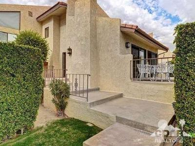 Palm Springs Condo/Townhouse For Sale: 2600 South S. Palm Canyon Drive #16