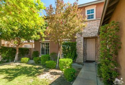 Indio Single Family Home For Sale: 42756 Dell Lago Court